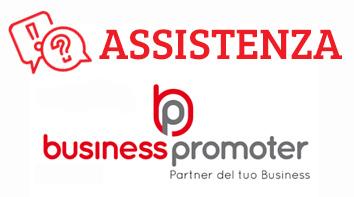 Richiedi Assistenza sui servizi di Business Promoter