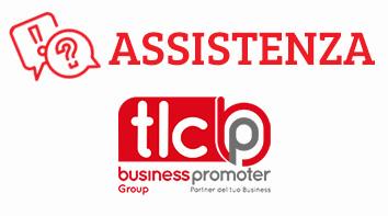 Richiedi Assistenza sui servizi di TlcBp