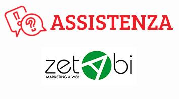 Richiedi Assistenza sui servizi di Zetabi